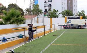 El Ayuntamiento de Estepona ejecuta un plan integral de reforma de los campos de fútbol municipales