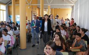 El nuevo curso en Secundaria llega con más alumnos y la inauguración de dos institutos