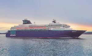 Pullmantur regresa a Málaga como puerto base de su crucero 'Horizon'