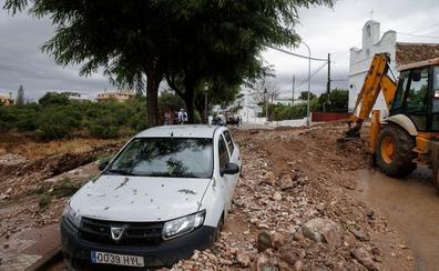 Los ayuntamientos afectados por las tormentas recibirán las primeras ayudas esta semana