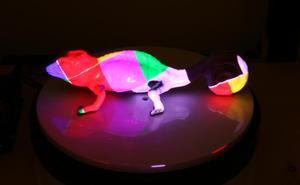 El MIT crea una tinta camaleónica que cambia de color con la luz