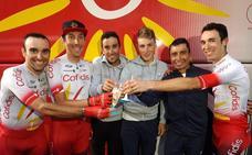 Maté: «Esta Vuelta a España ha sido un ejemplo de superación para mí»