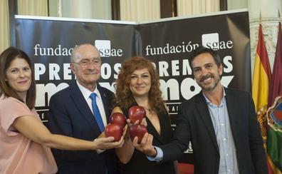 Los Premios Max también se celebrarán en Málaga en 2020