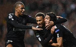 El PSG, sin Neymar, Mbappé ni Cavani ante el Real Madrid