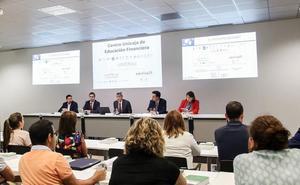 El Proyecto Edufinet de Unicaja presenta su programa de educación financiera a profesores
