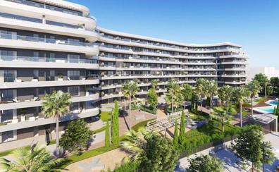 Metrovacesa inicia la obra del primero de los edificios de pisos de lujo en Torre del Río