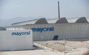 Mayoral arranca en fase de pruebas su nuevo centro logístico en Intelhorce