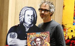 James Rhodes: «Los tacos en español son obras de arte»