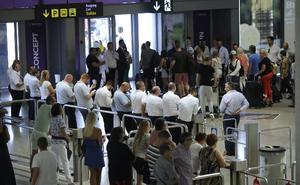 Las aerolíneas mantienen su apuesta por la Costa del Sol con un 1,8% más de plazas hasta enero