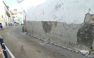 Unicaja acomete obras de emergencia en un convento de Vélez-Málaga del siglo XVI