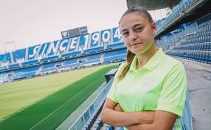 María Ruiz regresa a la selección