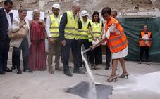 La obra para completar la recuperación del convento de San Andrés estará lista en dos años