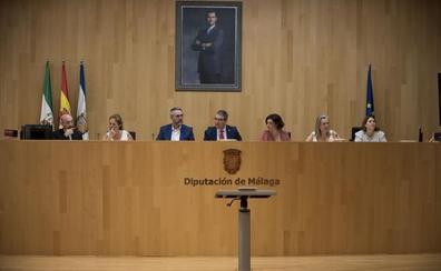 La Diputación retoma su actividad plenaria