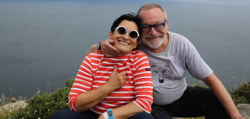 Fernando Savater: «No me gustaría acordarme de ella sin llorar»