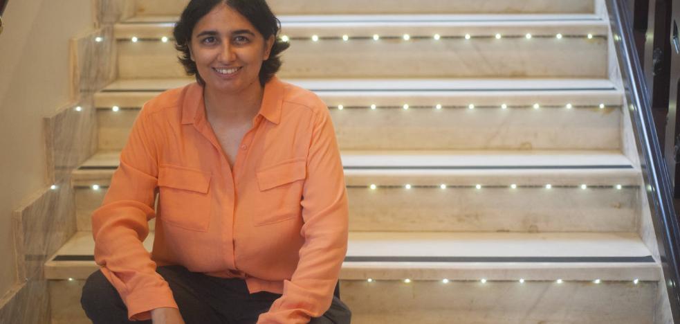 María Sefidari: «El conocimiento libre tendría que ser un derecho humano»