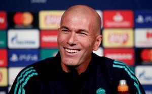 Zidane: «El futuro de Hazard va a ser formidable»