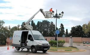 El Ayuntamiento de Estepona renueva todo el alumbrado público y ahorrará 160.000 euros