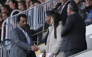 Los asesores toman el mando del Málaga