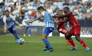 El Málaga, víctima de la igualdad