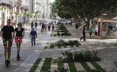 Un paseo por la nueva Alameda Principal