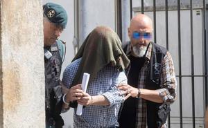 La juez retira la patria potestad al autor del triple asesinato de Pontevedra