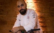 El chef Benito Gómez y el empresario Miguel Herrera, premios Puente del Turismo de Ronda 2019