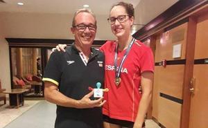 Casademont, elegido mejor entrenador de natación del año