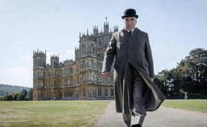 Downton Abbey reabre para recibir a la familia real