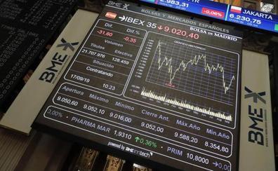 El Ibex-35 cierra al alza con la vista puesta en la Fed y en el crudo