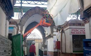 La Junta despeja el camino para que se puedan reanudar las obras del mercado del Molinillo
