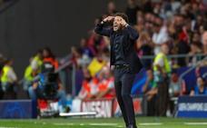 Simeone: «Nunca perdimos la cara al partido»