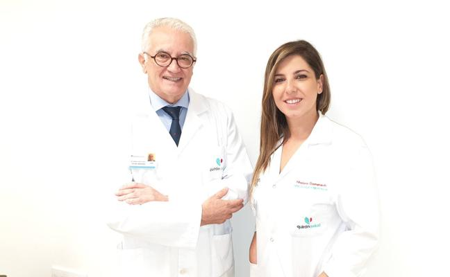 Quirónsalud Málaga celebra el Día Mundial del Donante de Sangre de Cordón Umbilical como centro líder en donaciones