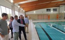 La piscina cubierta de Rincón de la Victoria abrirá sus puertas el 30 de septiembre