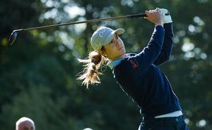 Azahara Muñoz empieza como líder en el Lacoste Ladies Open de Francia