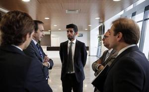 Cita en LaLiga para tratar la crisis del Málaga