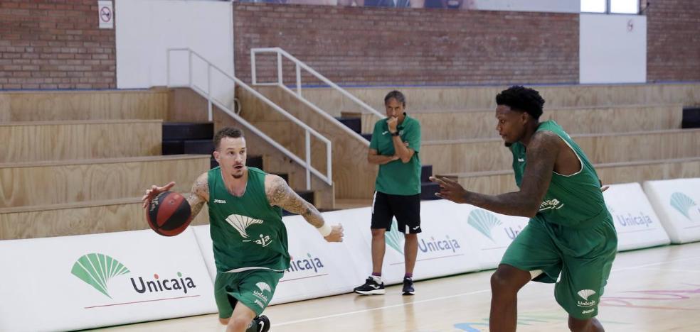 El Unicaja juega hoy ante el Gran Canaria el penúltimo ensayo de pretemporada
