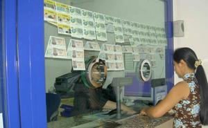 Málaga se lleva el primer y el segundo premio de la Lotería Nacional