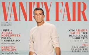 Antonio Banderas, feliz con su yerno: «Es encantador y ya le he dado el 'sí, quiero'»