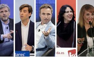 El temor a la abstención marca la nueva batalla electoral por Málaga hasta el 10-N