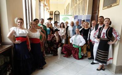 Málaga recupera el Festival Internacional de Folclore
