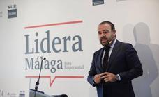 El vicepresidente de Meliá Hotels, Gabriel Escarrer Jaume, protagonista del Foro Lidera Málaga