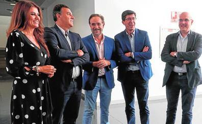 Juan Marín asegura que el Andalucía Lab de Marbella será el epicentro de la innovación turística