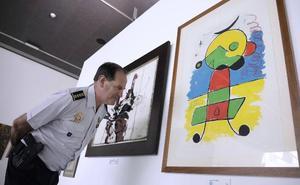 El arte ilegal de imitar obras maestras