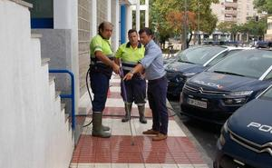 El Ayuntamiento de Marbella destina 100.000 euros a la retirada de chicles y manchas de la solería