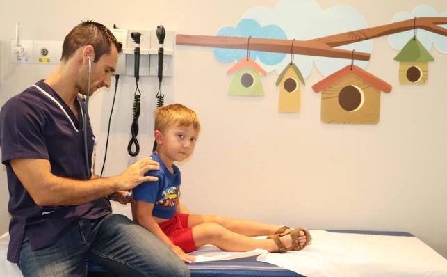 Aumenta el número de infecciones virales en los niños con la vuelta al cole