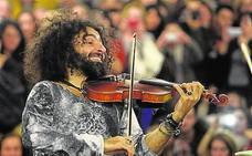 Ara Malikian y su violín regresan a Málaga