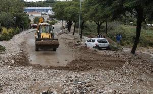 El total de ayudas por la gota fría que la Junta entregará en Málaga asciende a 21 millones de euros