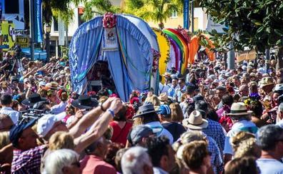 La Romería de San Miguel descorcha mañana la Feria de Torremolinos