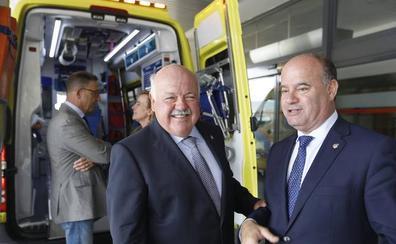El consejero de Salud sugiere que el arroyo de los Ángeles puede impedir construir el hospital en el Civil