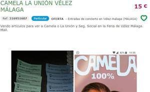 Venden en internet las invitaciones gratuitas para los conciertos de la feria de Vélez-Málaga
